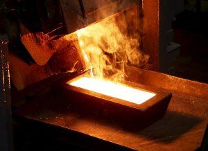 Общемировой спрос на золото вырос на 3%